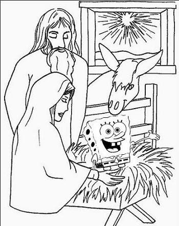 christian holiday coloring pages - photo#49