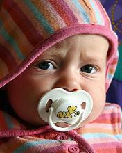 Depressed infant
