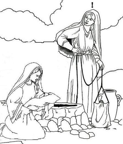 christian christmas coloring